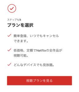 ネットフリックスの登録方法_2