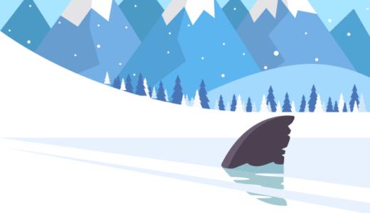 【雪?山?どこ泳いでんだよ!?】ありえない場所に出現するサメ映画【サメ映画特集④】